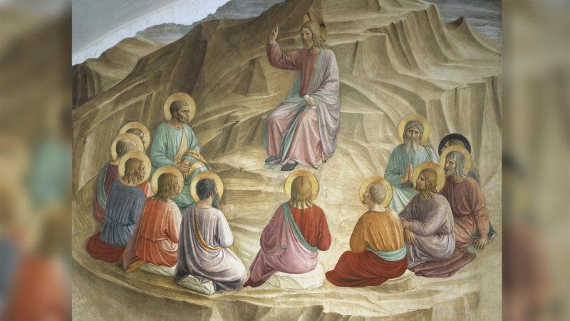 Le Sermon sur la montagne | Fra Angelico