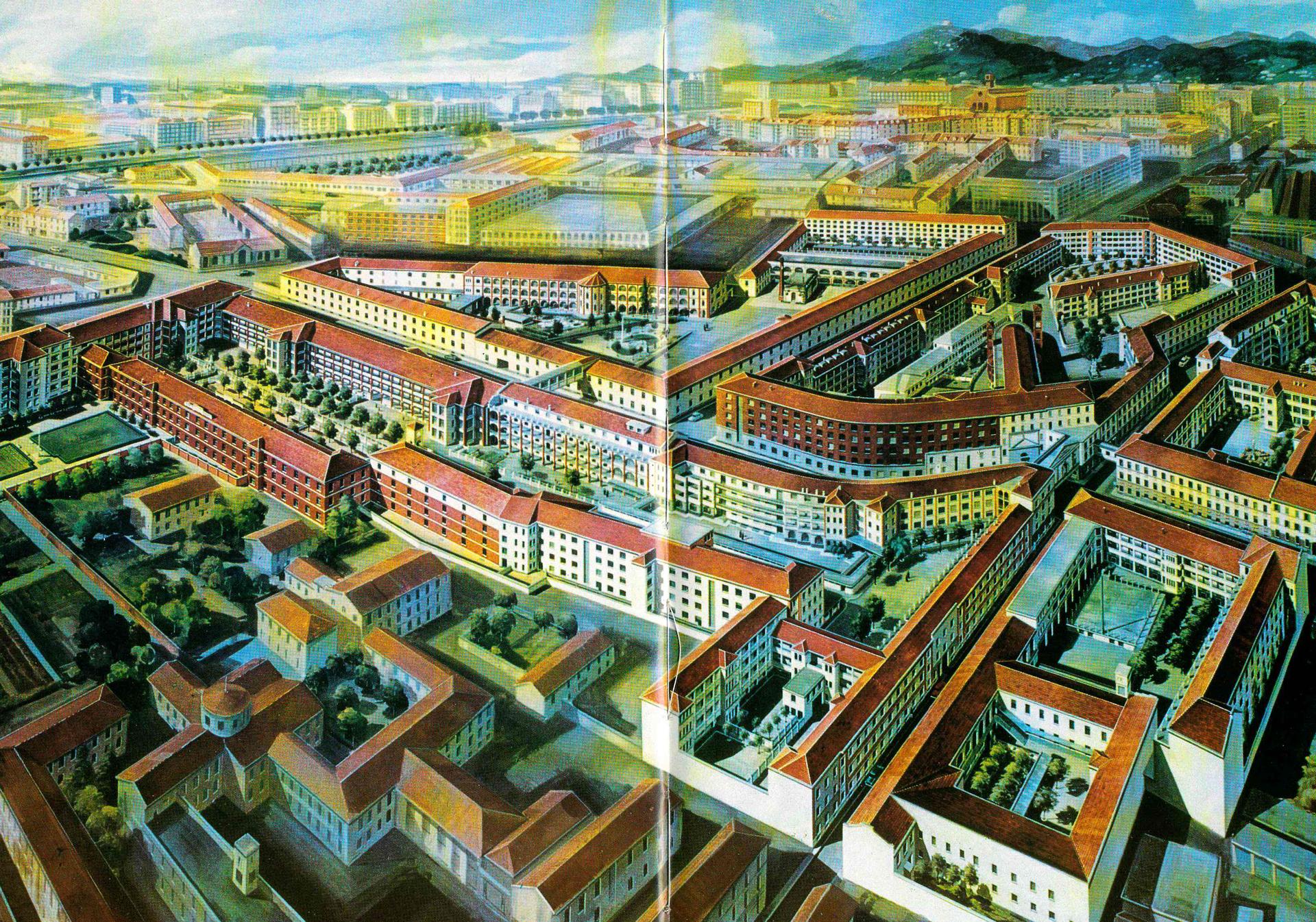 Le «Cottolengo», une œuvre sociale aux mains de la Providence – Portail  catholique suisse