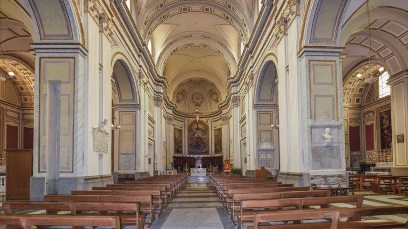 La cathédrale d'Albano du Latium | DR