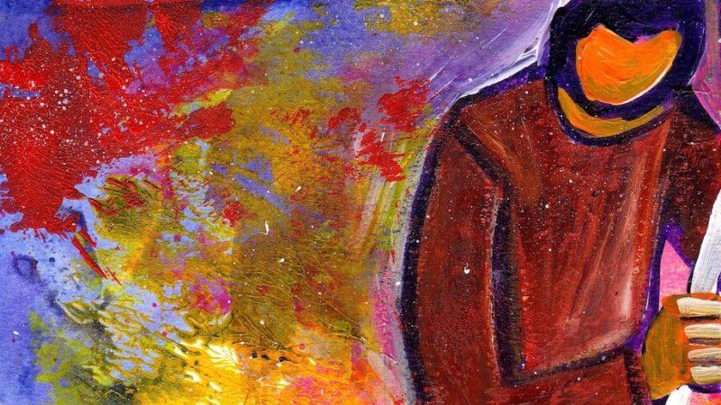 Dans toute maison où vous entrerez, dites d'abord : 'Paix à cette maison/Photo:evangile-et-peinture.org