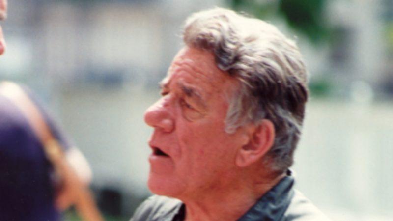 L'abbé Henri Nicod est décédé le 25 juillet 2019 (dr.)