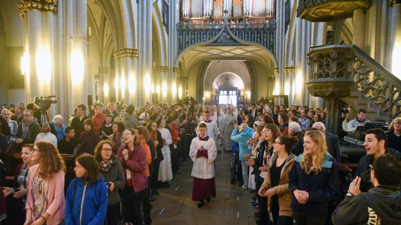 Une Messe solennelle fêtera les 200 ans du rattachement de Genève au diocèse de Lausanne. | © Pierre Pistoletti