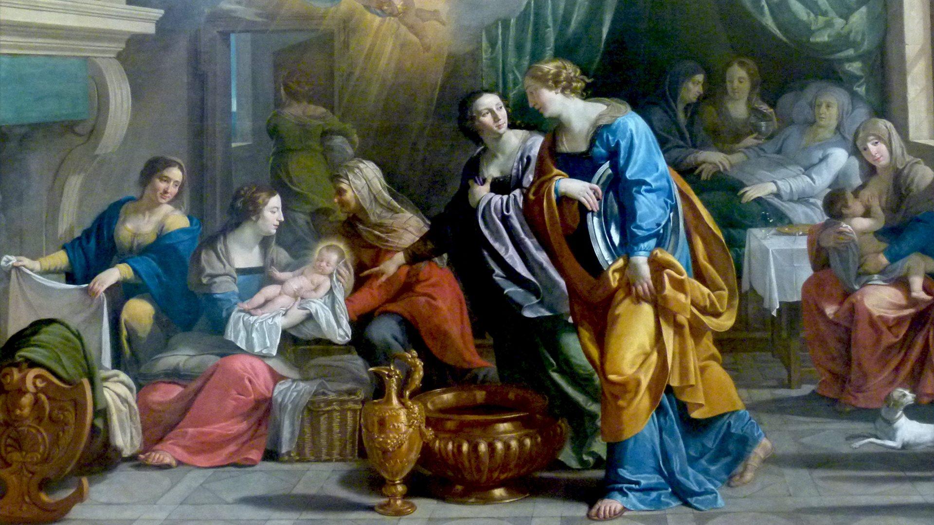 La Fête De La Nativité De La Vierge Marie Jour Férié Au