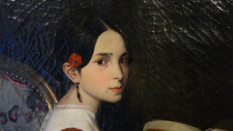 Victor Hugo a écrit de magnifiques poèmes sur sa fille disparue Léopoldine