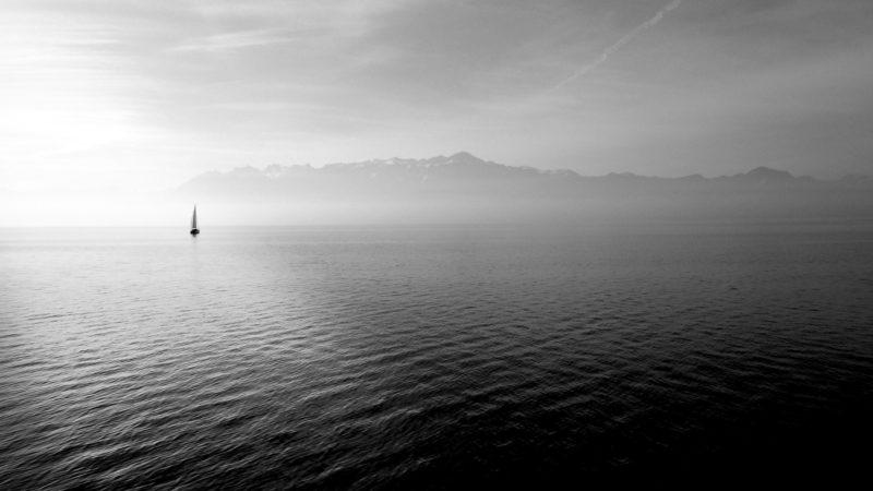 """""""C'est quand on est libéré du vieil homme que l'on peut arpenter le monde au souffle de l'Esprit""""   © Pixabay"""