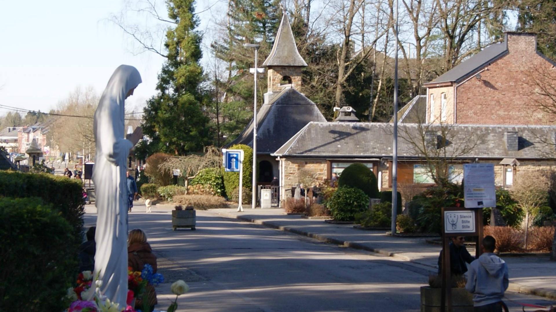 Belgique: une première, le sanctuaire de Banneux fermé le 15 août. Covid-19 oblige. Sanctuaire-de-Banneux-dans-la-province-de-Liege-FB