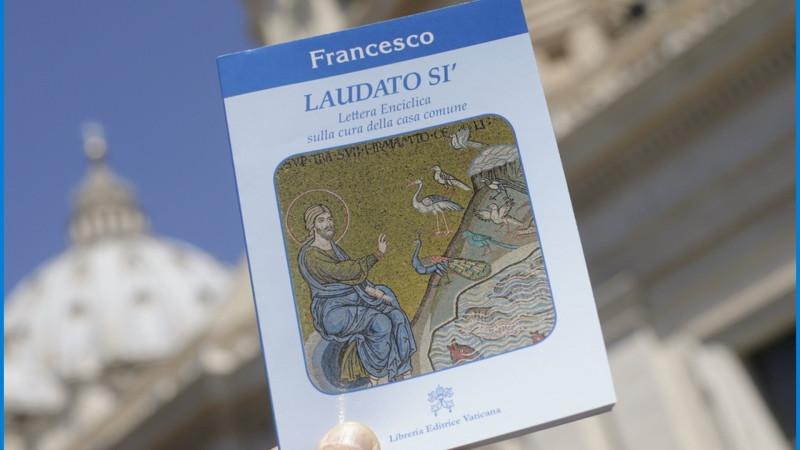 L'Enciclica  Laudato Si' di Francesco.