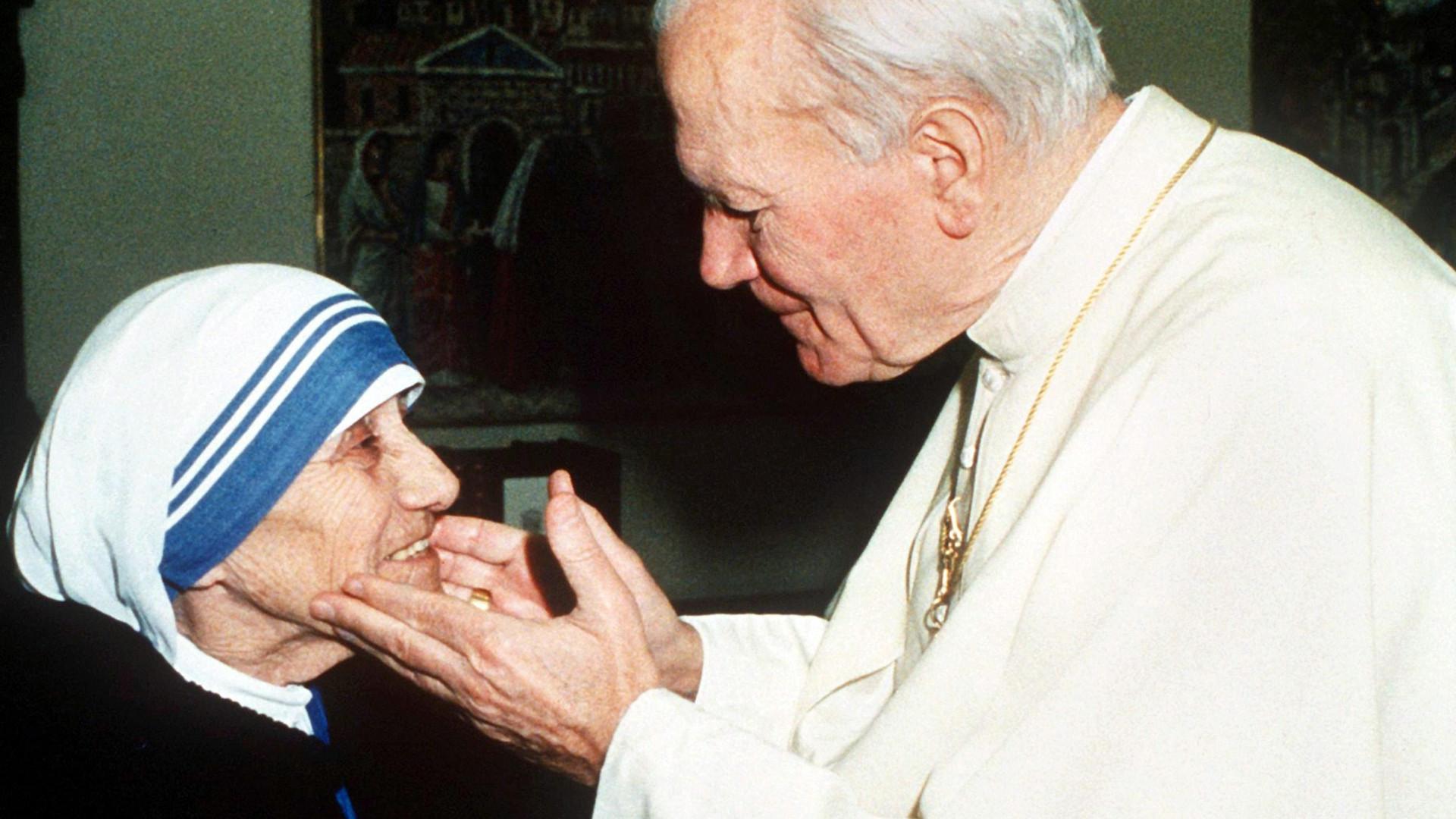 Card Comastri Vi Racconto Madre Teresa Santa Della Misericordia