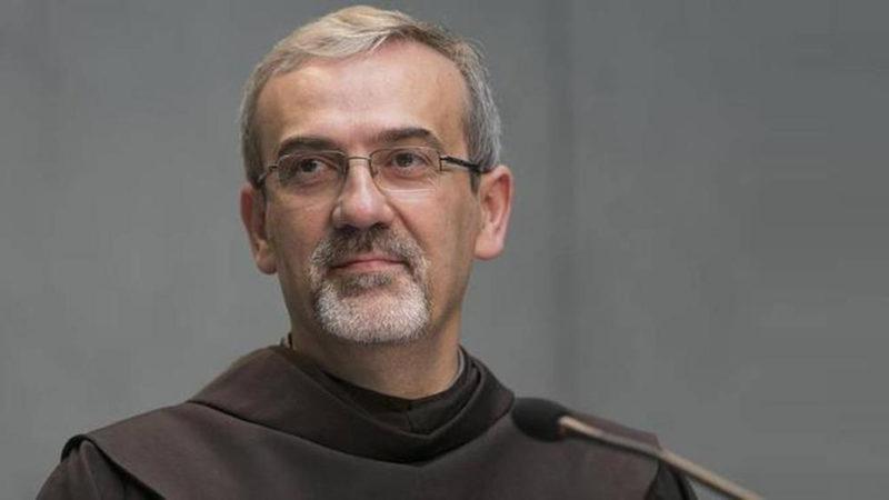 L'arcivescovo Pizzaballa.