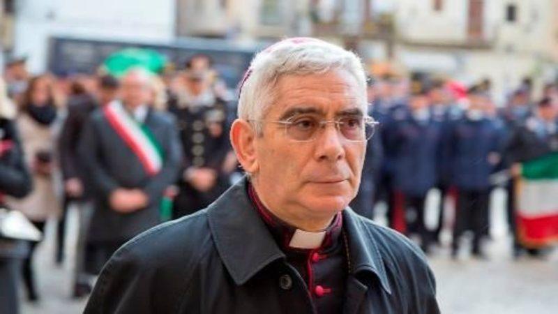Mons. Michele Pennisi, arcivescovo di Monreale, membro del gruppo di studio. Fonte: VaticanInsider.