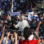 L'incontro tra il Papa e migliaia di ragazzi l'11 agosto al Circo Massimo