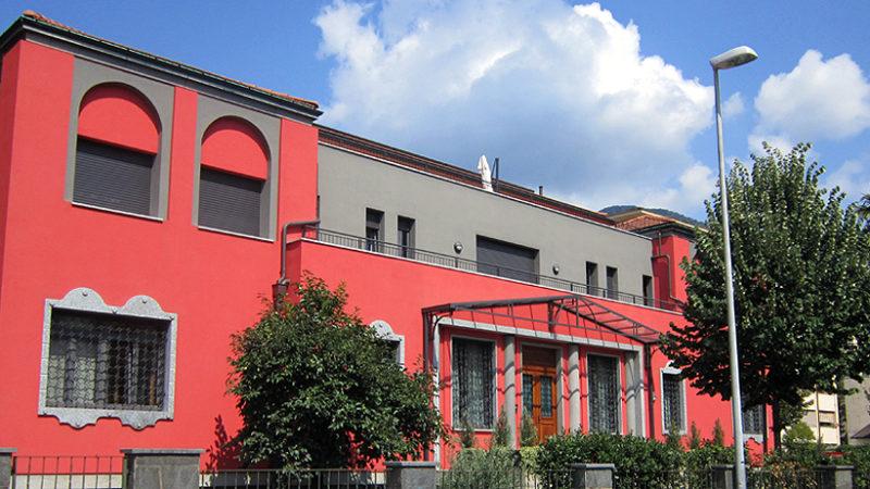 """Il Centro culturale """"Alzavola"""", affidato alle cure dell'Opus Dei."""