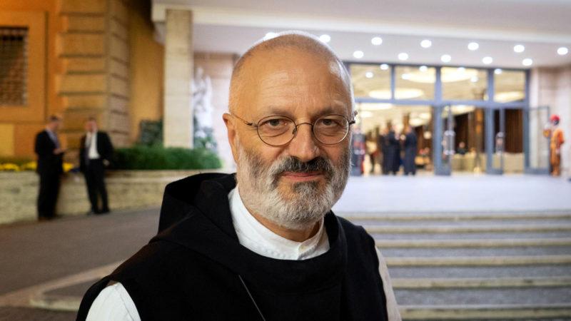 Padre Mauro Lepori.