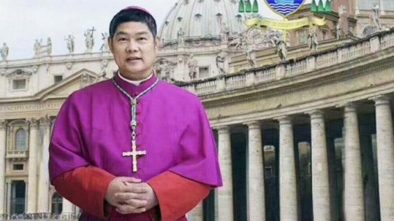 Mons. Pietro Shao Zhumin, vescovo di Wenzhou (Cina)