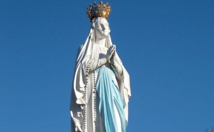 La Madonna di Lourdes
