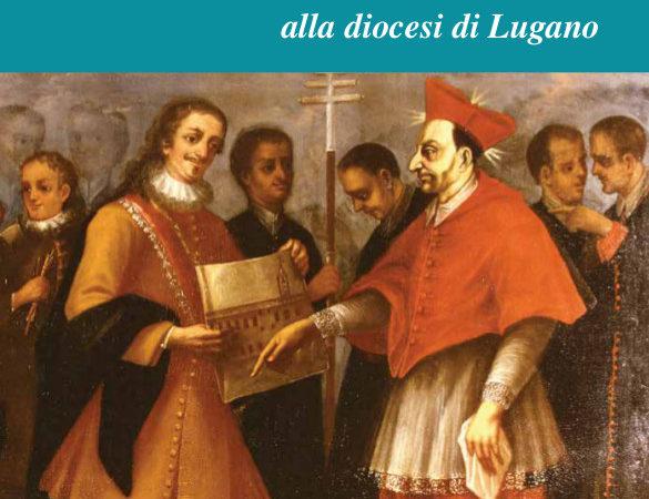 La copertina del libro, stampato da Dadò Editore.