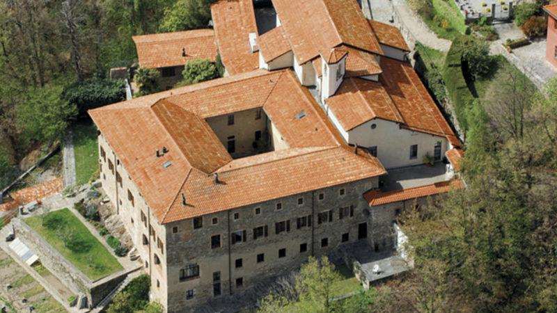 Il Convento del Bigorio.