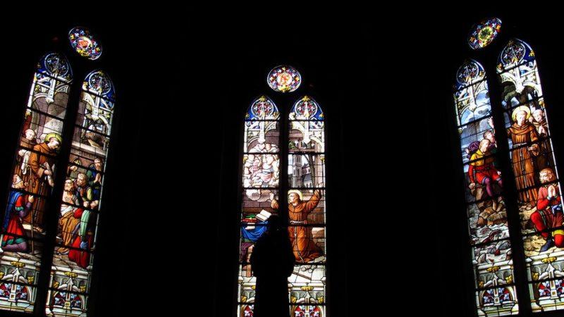 Vetrate della Cattedrale San Francesco di Sales a Chambery