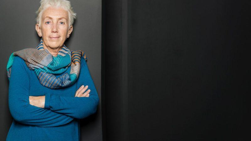 Lucetta Scaraffia, l'ex direttrice dell'inserto Donne-Chiesa-mondo dell'Osservatore romano.