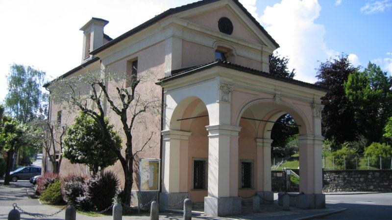 L'Oratorio della Madonna della Salute a Massagno