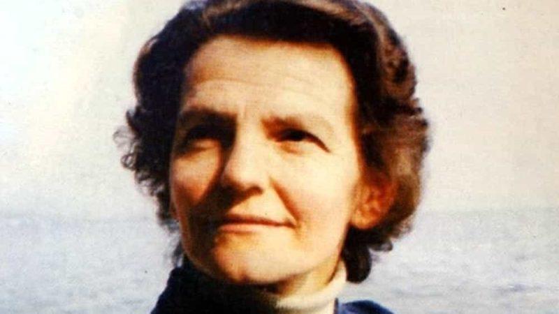 Un'immagine di suor Maria Laura Mainetti (1939-2000).