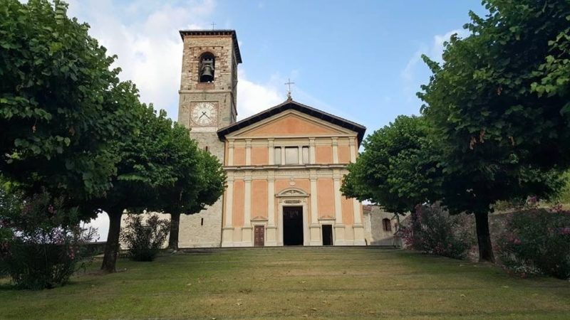 Il santuario di Santa Maria dei Miracoli a Morbio Inferiore