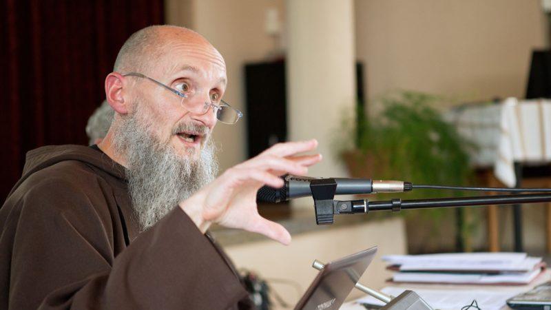 Padre Agostino Del Pietro (fonte: Ordine dei cappuccini)