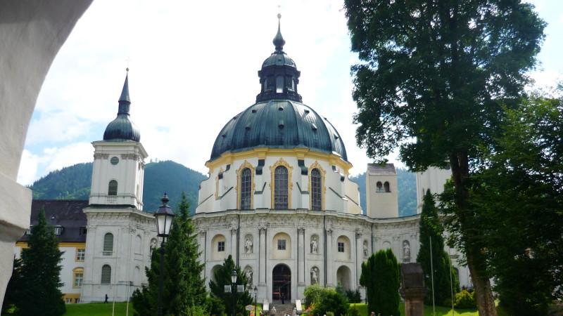 Kloster Ettal| ©2010 kath.ch