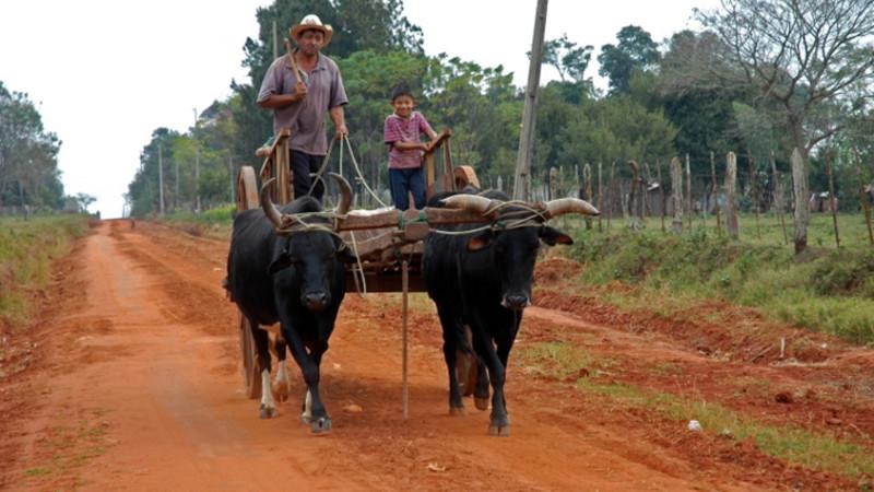Bauern in Paraguay | © Jean-Claude Gerez