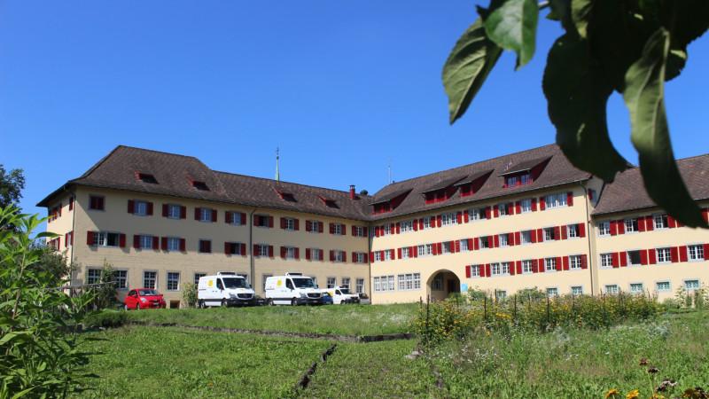 Das Kapuzinerkloster Wesemlin in Luzern  | © Sandro Bucher