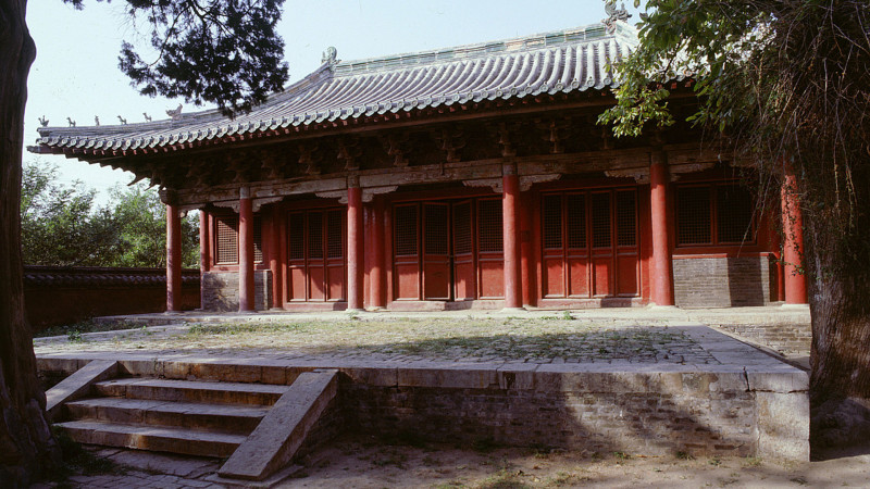 Yan-Hui-Tempel in Qufu, China   © 2016 Keystone