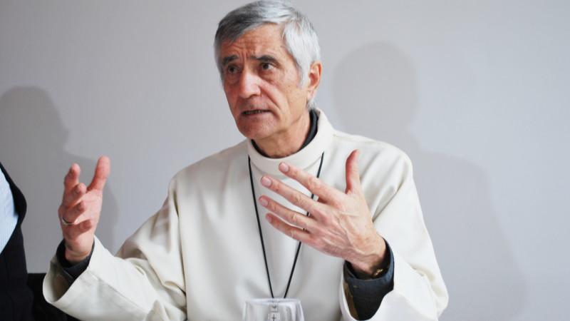Jean-Marie Lovey, Bischof von Sitten | © Barbara Ludwig