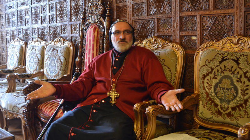Bischof Dionysios Isa Gürbüz | © 2016 Francesca Trento