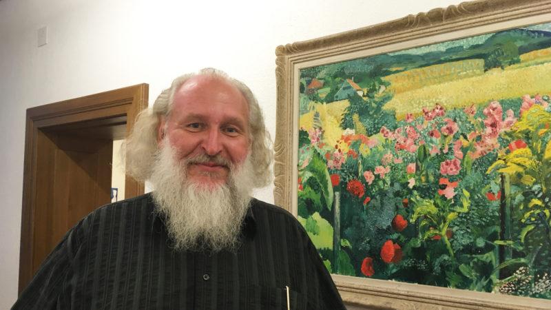 Michael Daum, neuer Einsiedler in der Verenaschlucht | © 2016 Bürgergemeinde Solothurn zVg