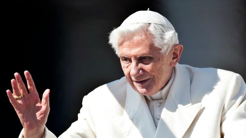 Le pape émérite Benoît XVI (Photo:Catholic Church of England/Flickr/CC BY-NC-SA 2.0)