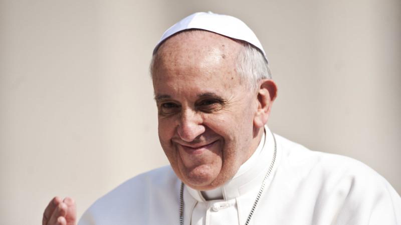 Le pape François (Photo: Flickr/Mazur/catholicnews.org.uk/CC BY-NC-SA 2.0