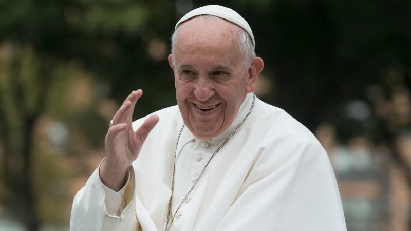 Le pape François parlera pour la paix dans le Caucase (Photo: Flickr/Jeffrey Bruno/CC BY-NC 2.0)
