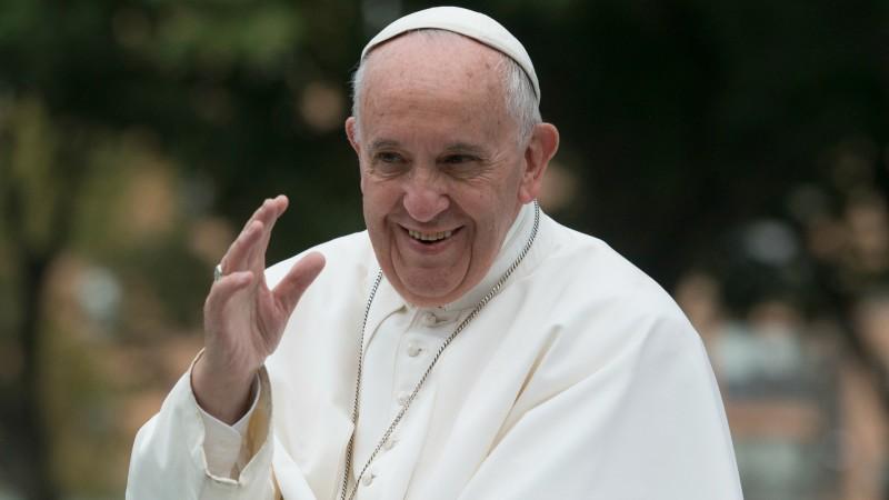 Le pape François. (Photo: Flickr/Jeffrey Bruno/CC BY-NC 2.0)