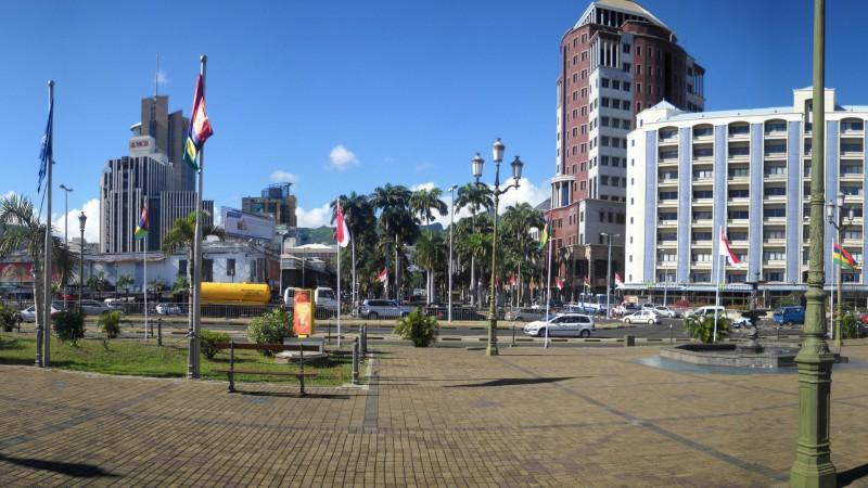 Port-Louis, la capitale de l'Ile Maurice. (Photo: Flickr/carrotmadman6/CC BY 2.0)