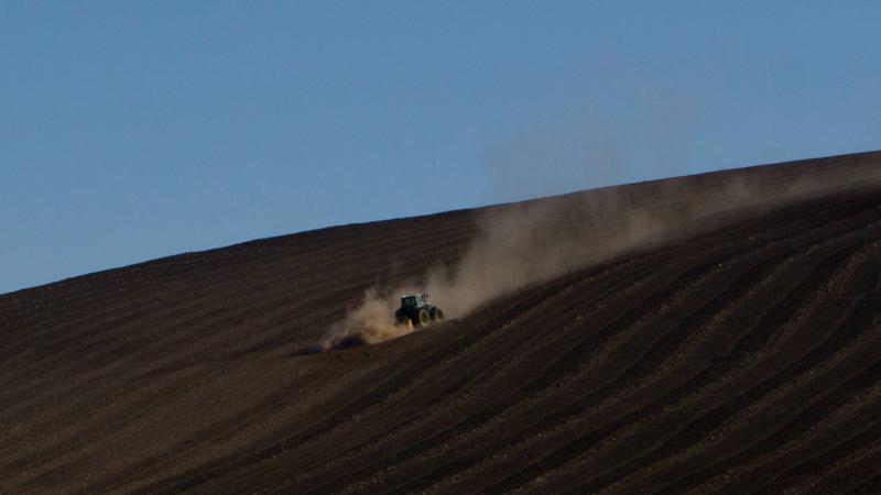 Les agriculteurs français se sentent abandonnés par l'Etat (Photo d'illustration: Guy Streitfeild/Flickr/CC BY-NC-ND 2.0)