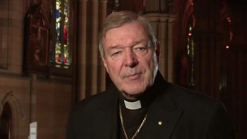 Le cardinal George Pell, préfet du Secrétariat pour l'économie du Vatican (Photo: YouTube.com)