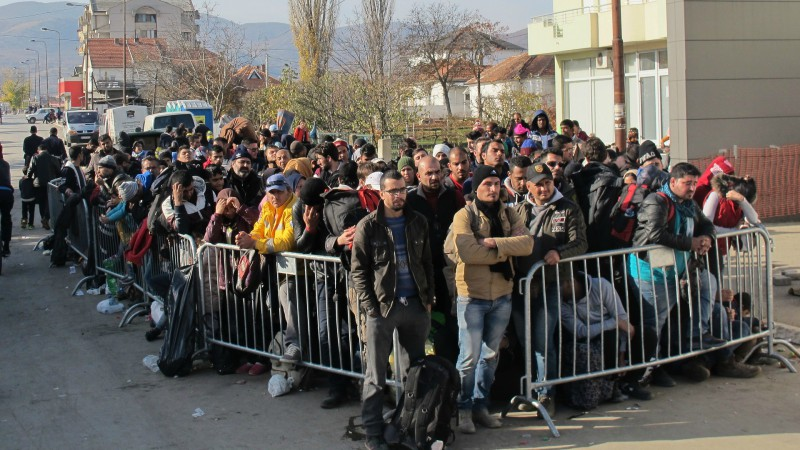 Certains pays ferment leurs portes aux réfugiés (Photo d'illustration:European Commission DG/Flickr/CC BY-NC-ND 2.0)
