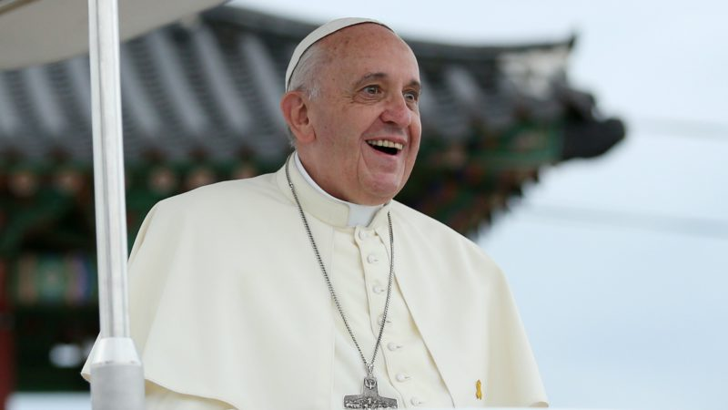 Le pape François. (Photo: Flickr/Rep. of Korea/CC BY-SA 2.0)