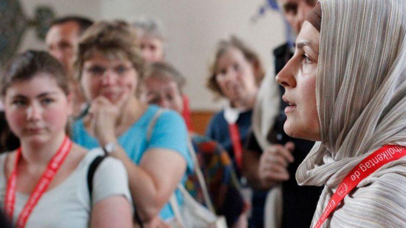 Le Katholikentag est le grand rassemblement biennal des catholiques allemands (www.katholikentag)