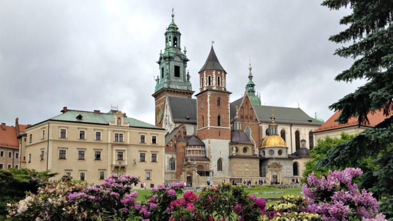 Le pape rencontrera les évêques polonais dans la cathédrale du Wawel, à Cracovie (Photo:Kari Stewart/Flickr/CC BY-NC-ND 2.0)