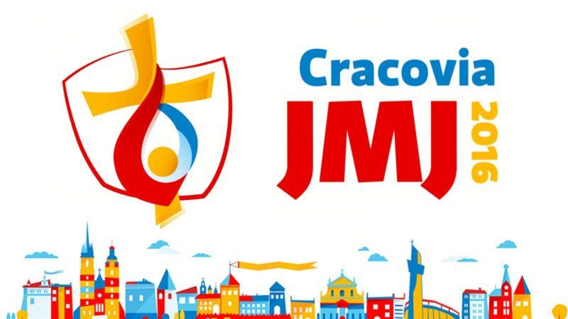 Logo des JMJ de Cracovie