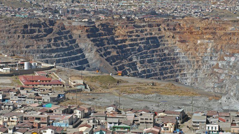Pérou Mine de Cerro de Pasco (Photo:  Jean-Claude Gerez).jpg