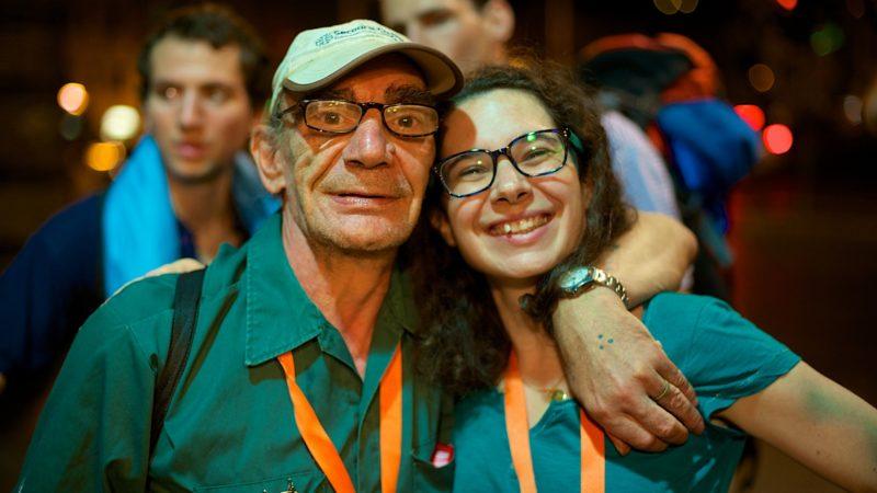 Fratello 2016  Pèlerinage des personnes de la rue à Rome (Photo:  fratello2016.org)