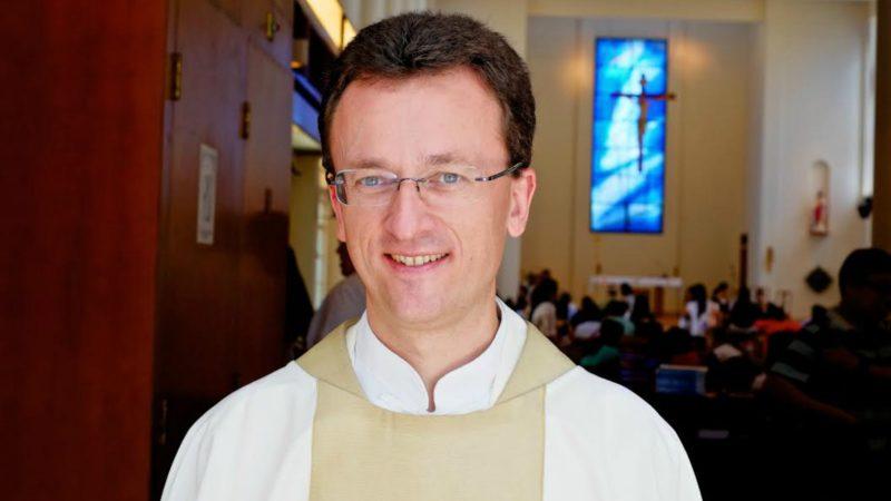 Père Bruno Lepeu, des Missions Etrangères de Paris (Photo: www.mepasie.org/)