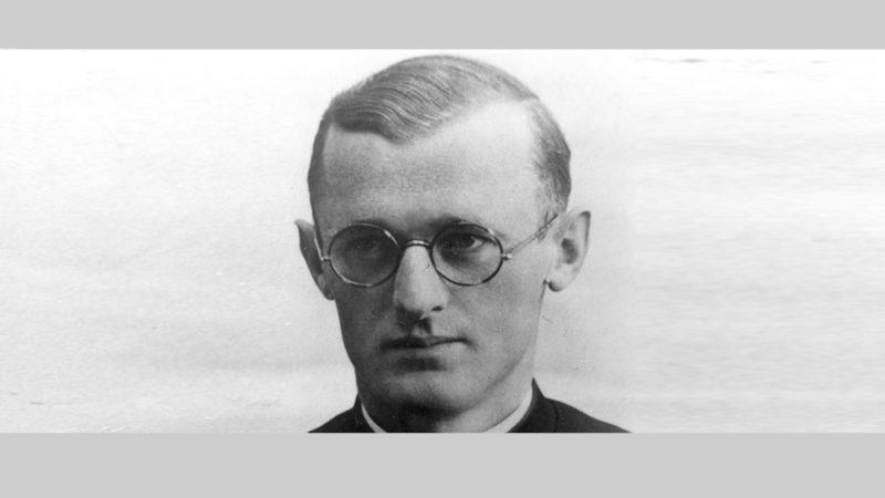 Le Père Engelmar Unzeitig, surnommée l'Ange de Dachau, est mort en martyr au camp de Dachau en 1944. (Photo: Wikimedia)
